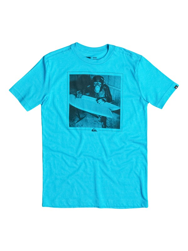 0 Boys 2-4 Shaping Banana T-Shirt  40644176 Quiksilver