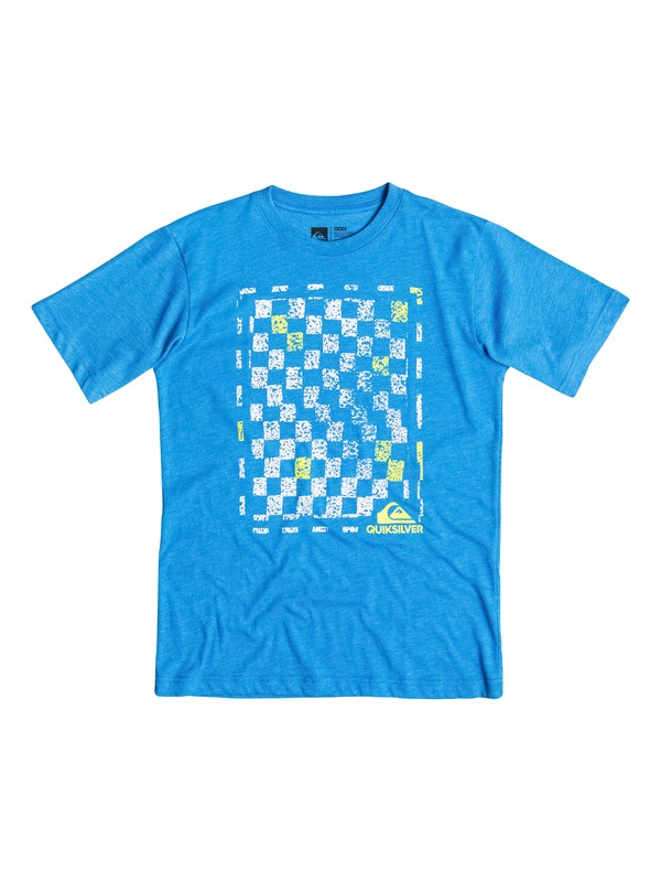 0 Boys 2-4 Chaotic T-Shirt  40644177 Quiksilver
