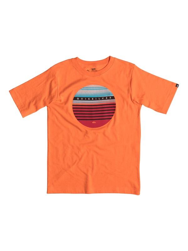 0 Boys 2-4 Everyday Circle T-Shirt  40644179 Quiksilver