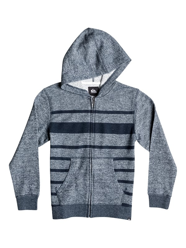 0 Boys 4-7 Major Stripes Zip Hoodie  40654042 Quiksilver
