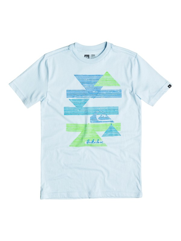 0 Boys 4-7 Tris T-Shirt  40654170 Quiksilver