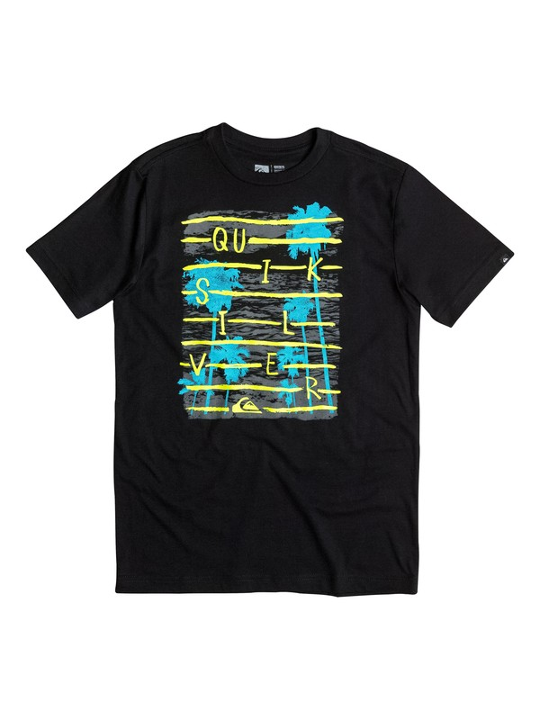 0 Boys 4-7 Venice T-Shirt  40654185 Quiksilver