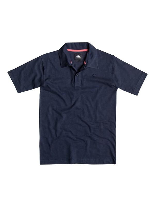 0 Boys 8-16 Moss Side Polo Shirt  40664005 Quiksilver