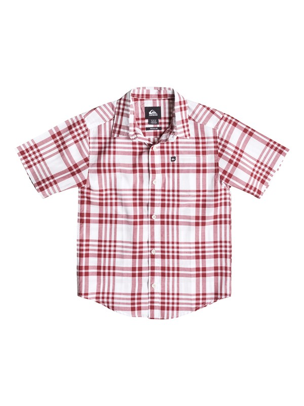 0 Boys 8-16 Pat Pack Short Sleeve Shirt  40664049 Quiksilver