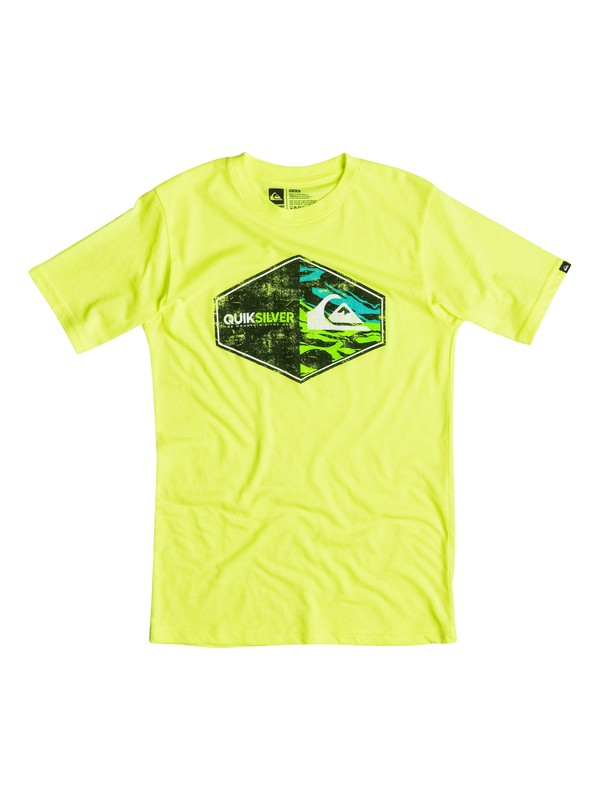 0 Boys 8-16 Sided Tee  40664065 Quiksilver