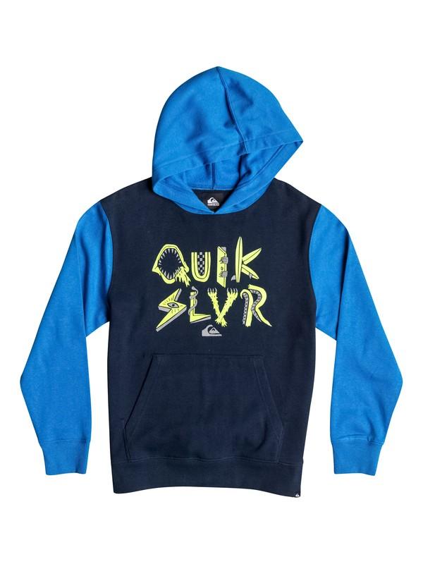 0 Boys 8-16 Monster Parts Pullover Sweatshirt  40664131 Quiksilver