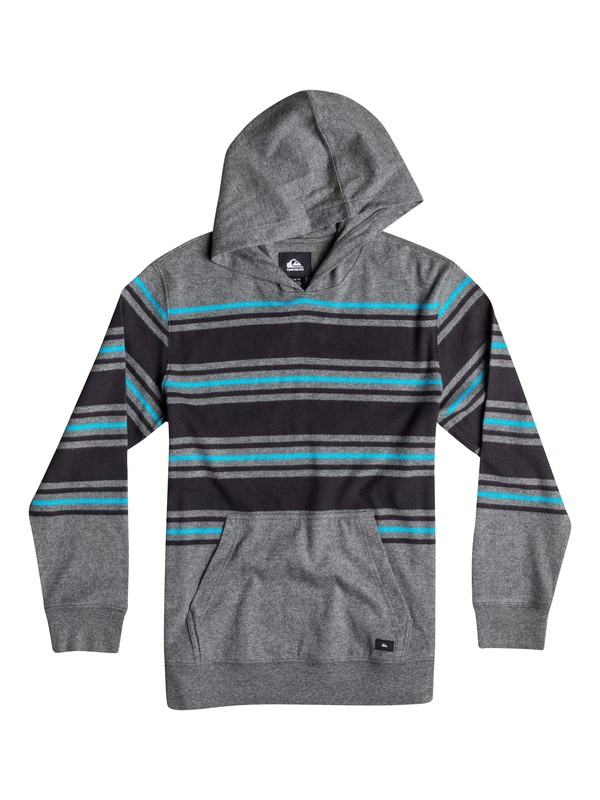 0 Boys 8-16 Snit Stripe Pullover Hoodie  40664157 Quiksilver