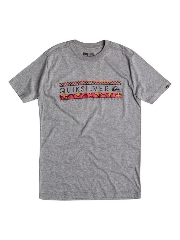 0 Boys 8-16 Flashpoint T-Shirt  40664165 Quiksilver