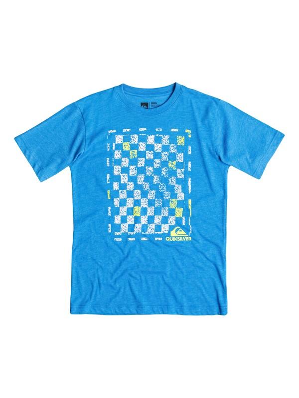 0 Boys 8-16 Chaotic T-Shirt  40664177 Quiksilver