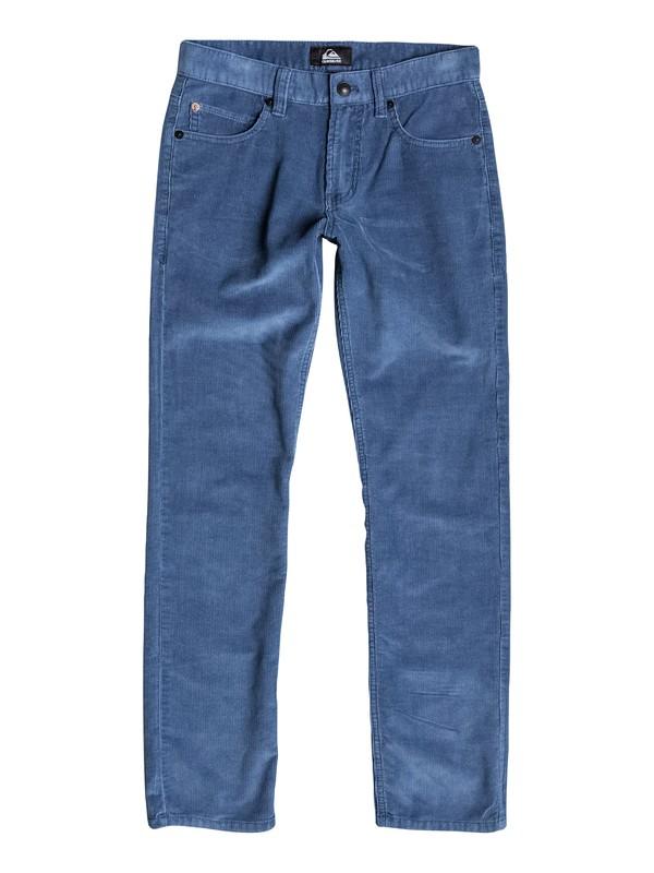 0 Boys 8-16 Distortion Corduroy Pants  40665006 Quiksilver