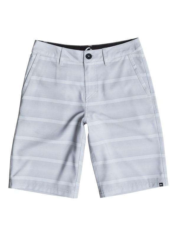 0 Boys 8-16 Stripes Amphibian Shorts  40665043 Quiksilver