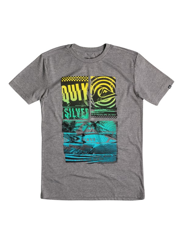 0 Baby Rise And Shine Tee  40674073 Quiksilver