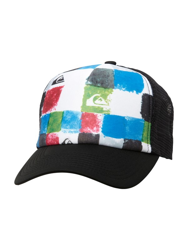 0 Boards Hat  852076 Quiksilver