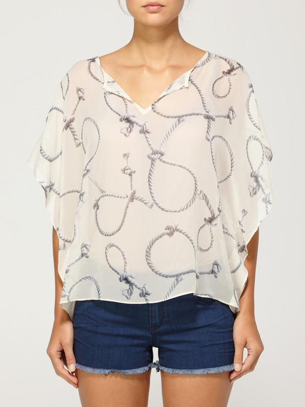 0 QSW Trade Winds Top  873207 Quiksilver