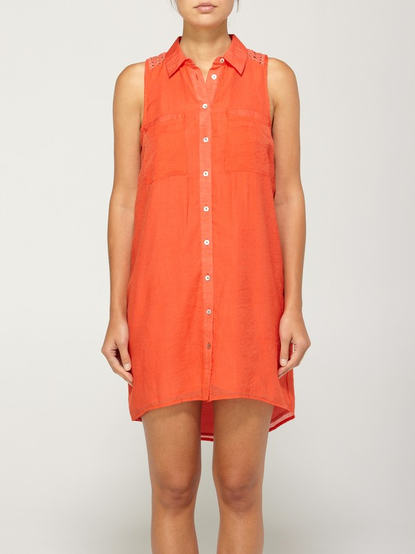 0 QSW Seacoast Dress  875259 Quiksilver