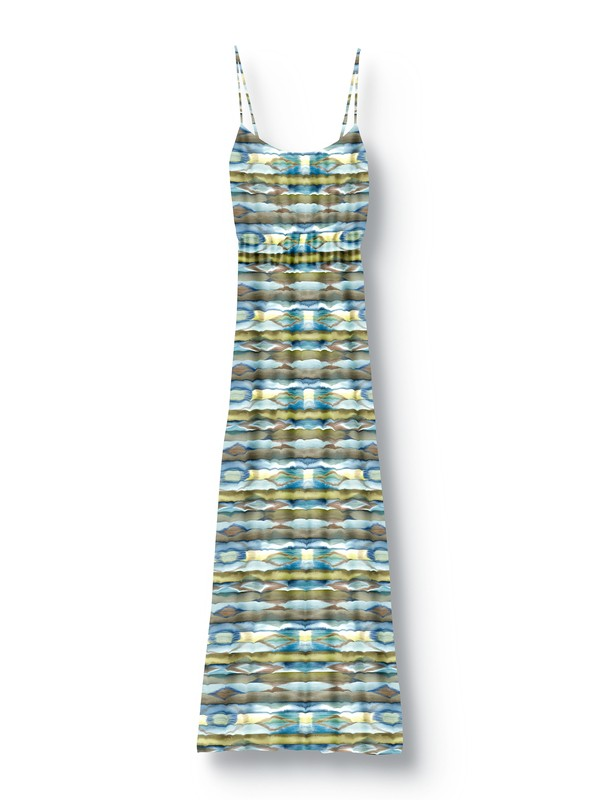 0 QSW Evetide Maxi Dress  875272 Quiksilver