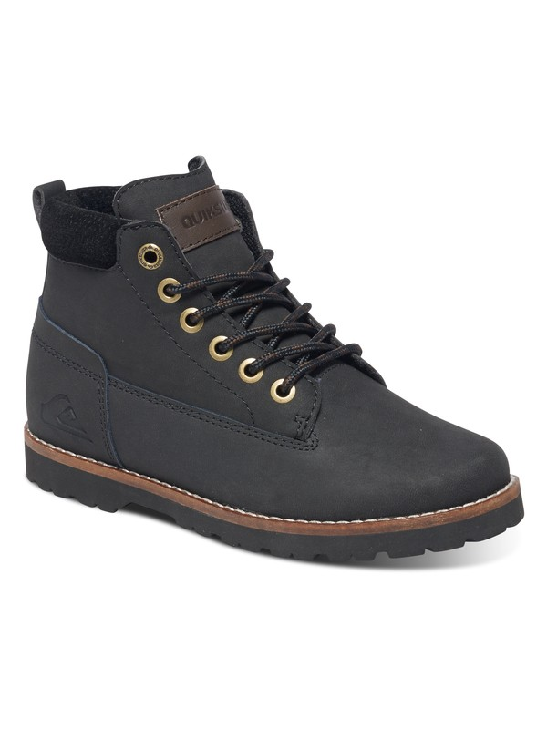 0 Mission - Lace-Up Boots  AQBB700004 Quiksilver