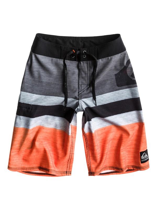 0 Boys 8-16 Slater Boardshorts  AQBBS00152 Quiksilver