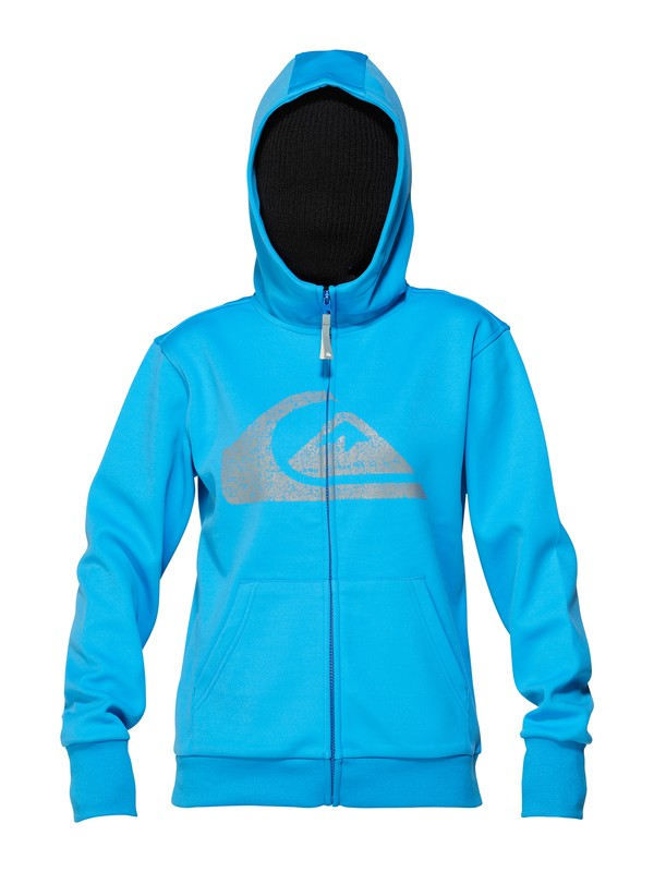0 Nice Youth Fleece  AQBFT00036 Quiksilver