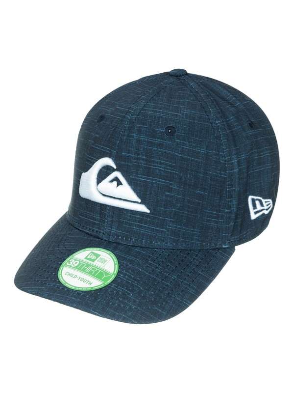 0 Boys 8-16 Amphibian Texture Hat  AQBHA03061 Quiksilver
