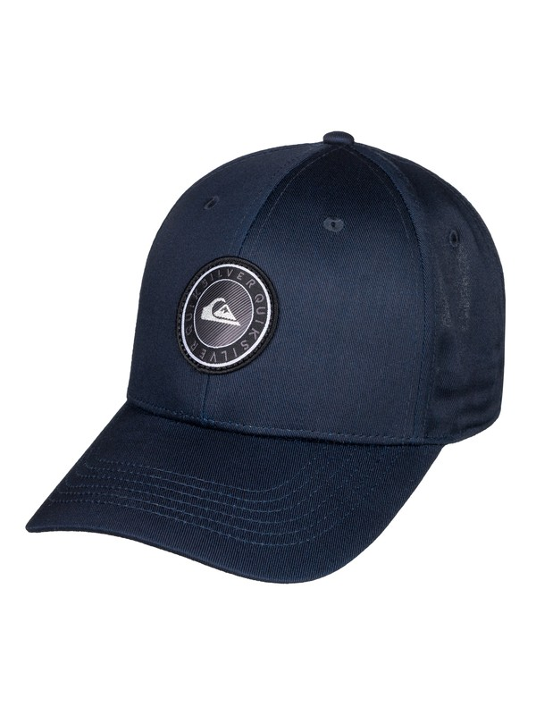 0 Decades Plus - Snapback Cap for Boys 8-16 Black AQBHA03357 Quiksilver