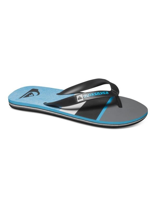 0 Molokai Art - Sandals  AQBL100014 Quiksilver