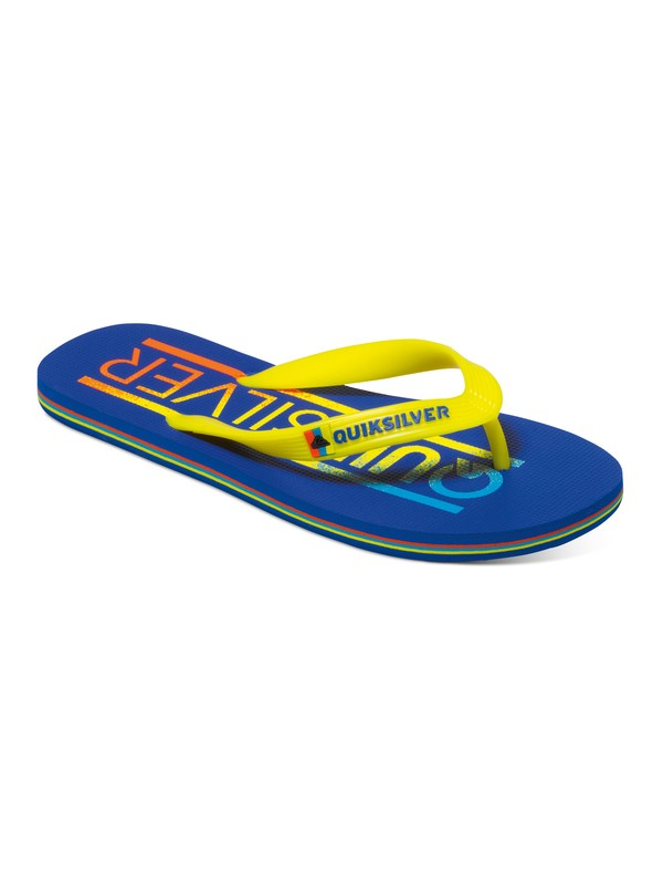 0 Molokai Wordmark - Tongs  AQBL100039 Quiksilver