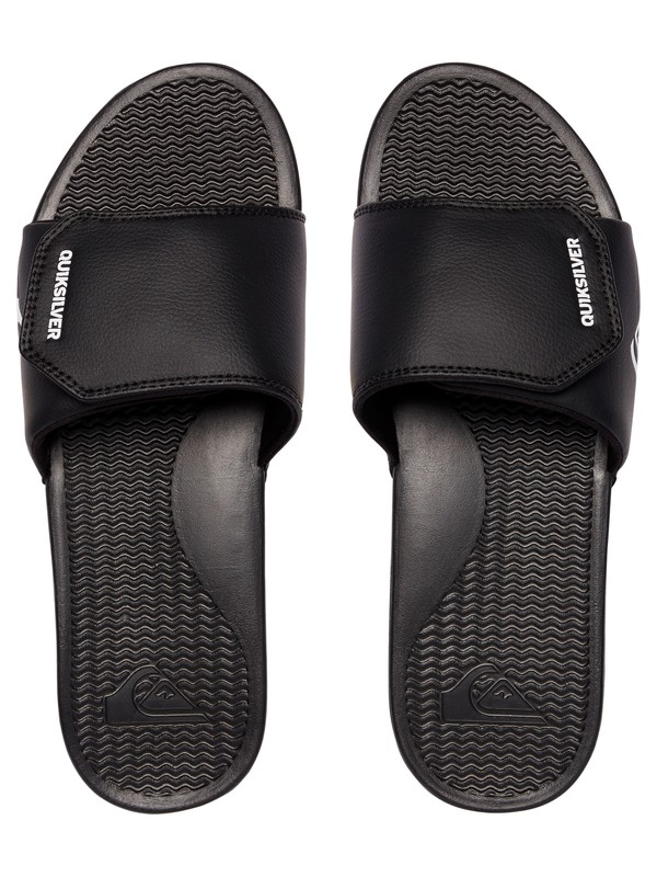 Shoreline Adjust - Slider Sandals for Boys 8-16  AQBL100397