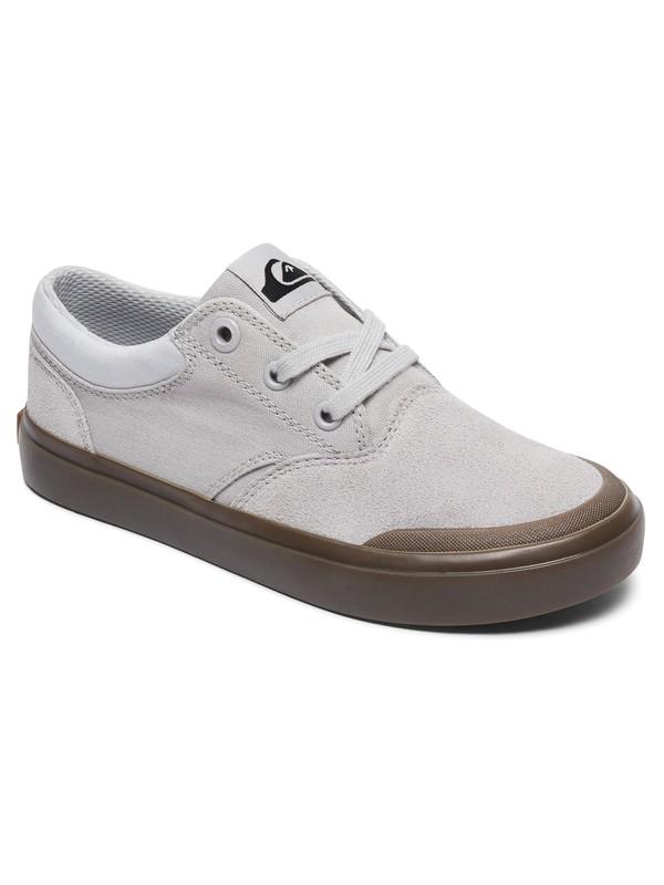0 Verant - Zapatillas para Chicos Blanco AQBS300029 Quiksilver