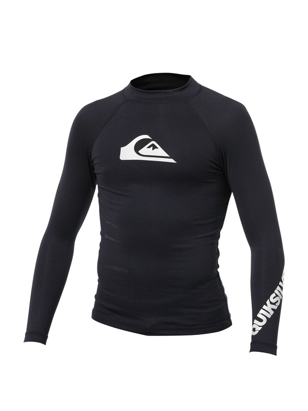 0 ALL TIME LS BOYS  AQBWR00001 Quiksilver