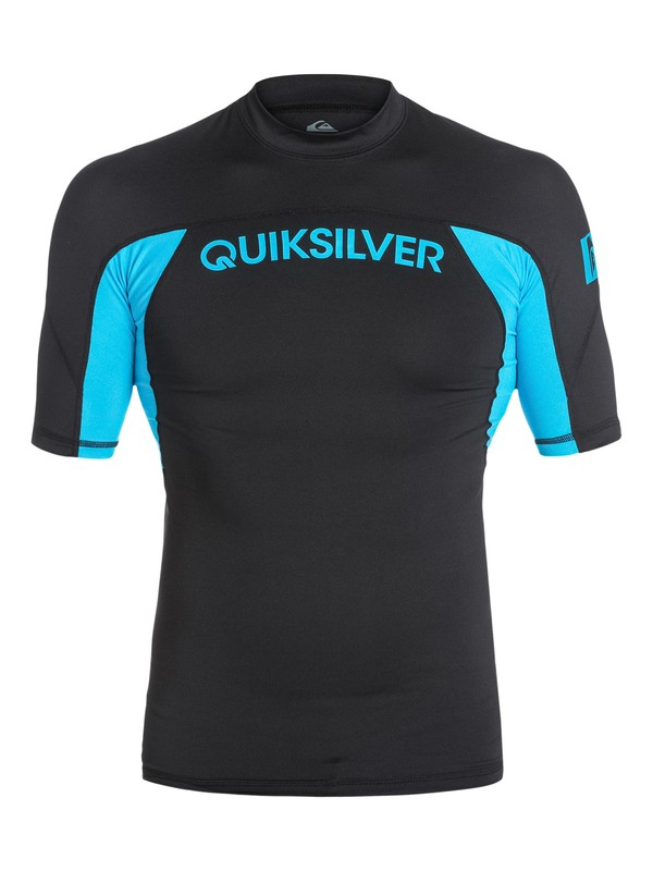 0 Performer - Rash vest a maniche corte  AQBWR03002 Quiksilver