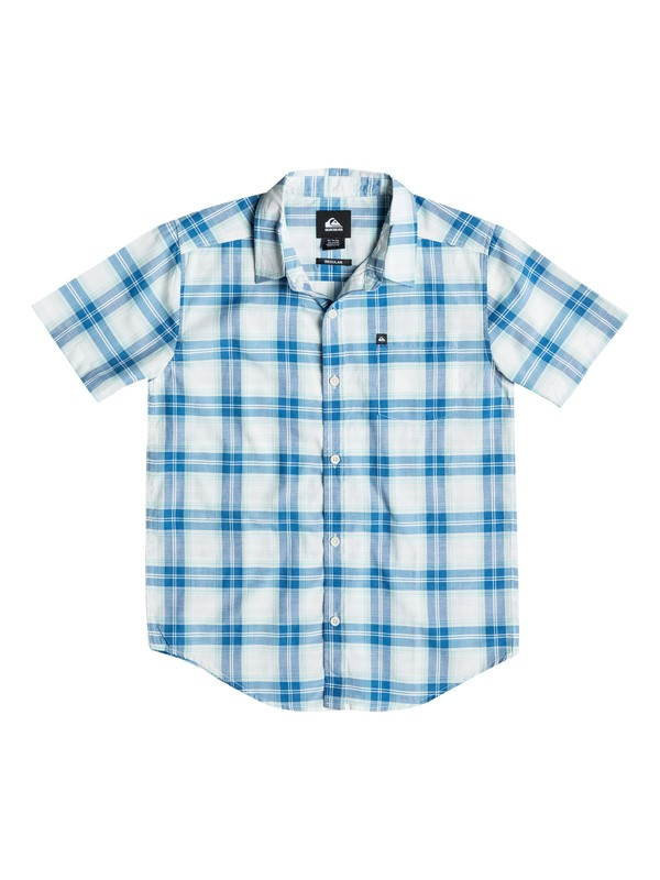 0 Major Pat - Shirt  AQBWT03002 Quiksilver