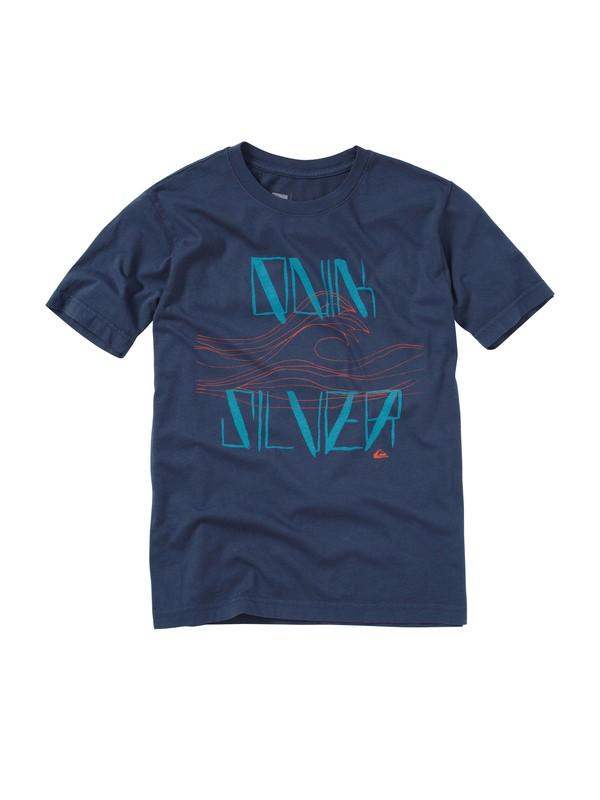 0 Boys 8-16 Breaker T-shirt  AQBZT00331 Quiksilver