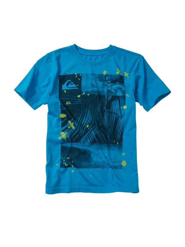 0 Boys 8-16 Outlaw T-shirt  AQBZT00339 Quiksilver