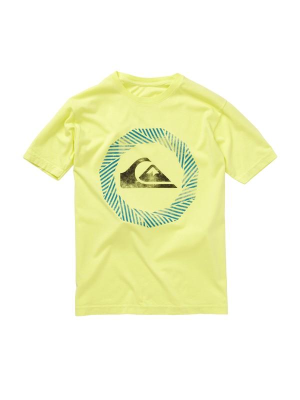 0 Boys 8-16 Burn Out T-Shirt  AQBZT00434 Quiksilver