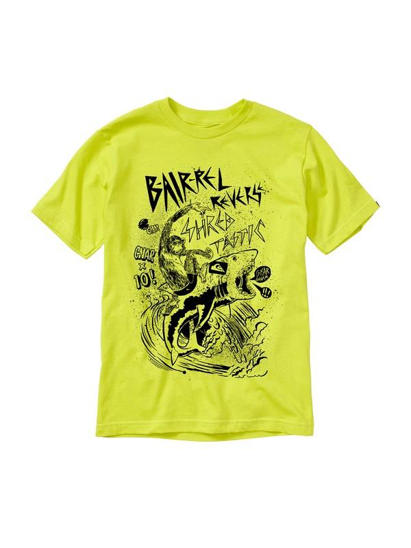 0 Boys 8-16 Gnar Gnar T-Shirt  AQBZT00446 Quiksilver