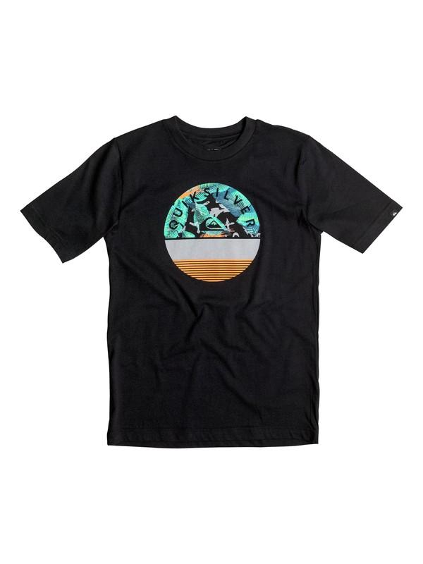0 Extinguished - T-Shirt  AQBZT03061 Quiksilver