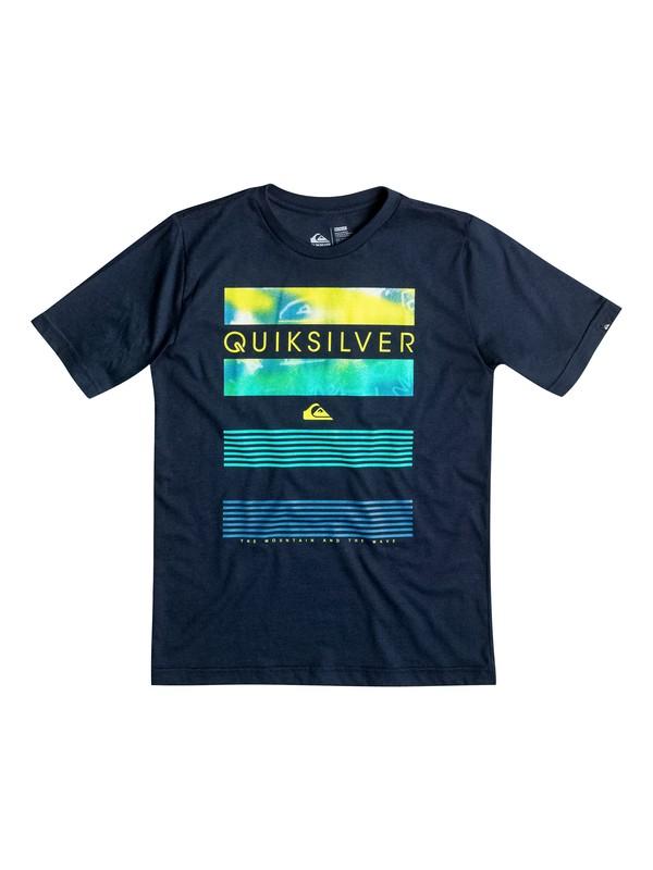 0 Line Up - T-Shirt  AQBZT03064 Quiksilver