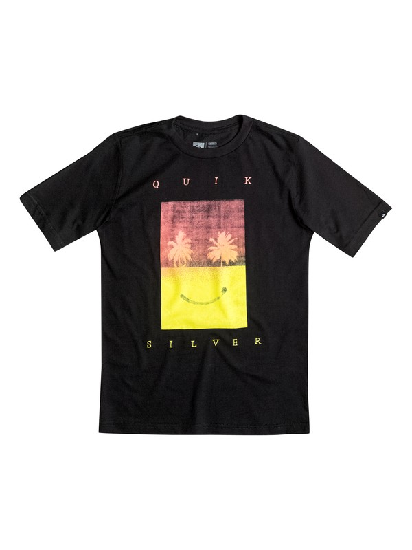 0 Sad Is Better - T-Shirt  AQBZT03067 Quiksilver