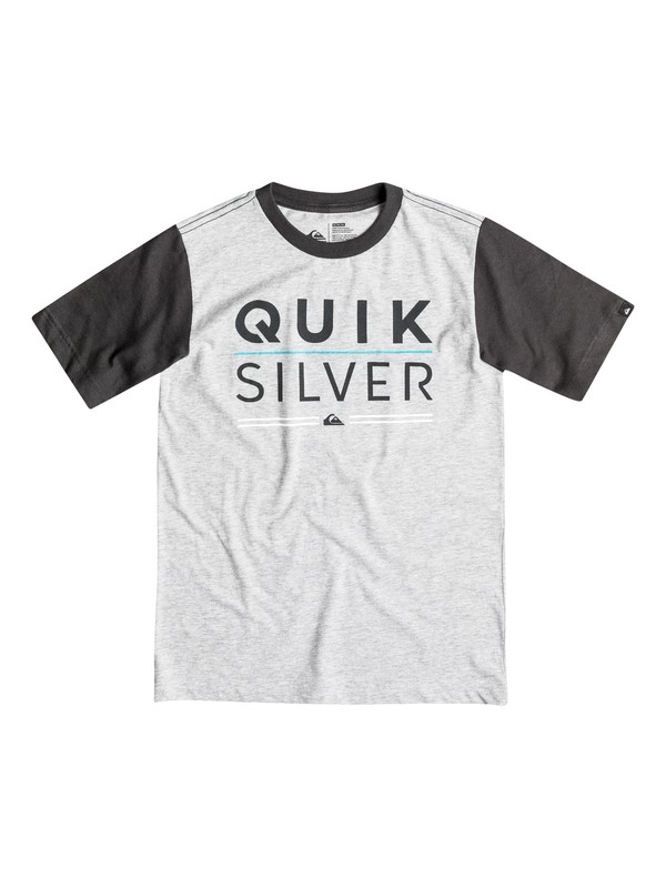 0 Fully Stacked - T-Shirt  AQBZT03071 Quiksilver