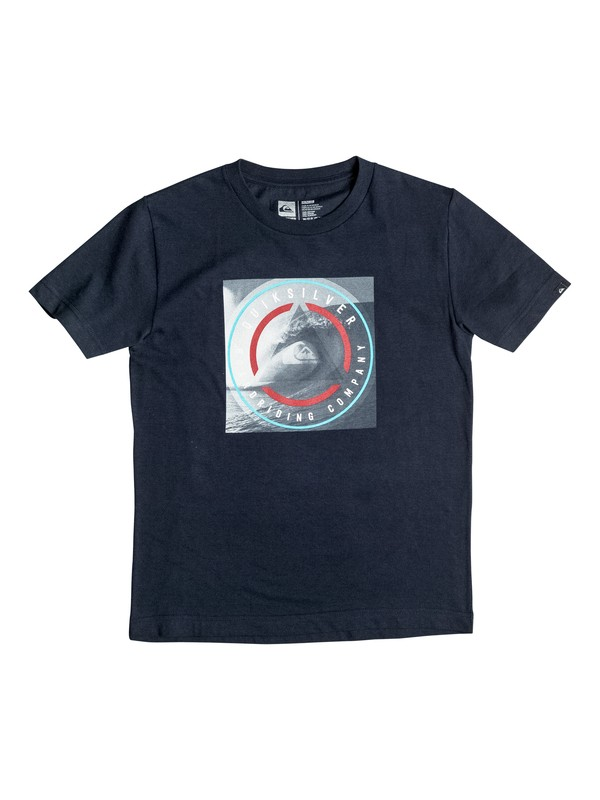 0 Check The Surf - T-Shirt  AQBZT03135 Quiksilver