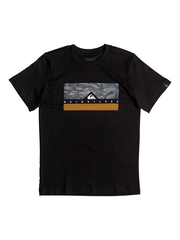 0 Jungle Box - T-Shirt  AQBZT03187 Quiksilver