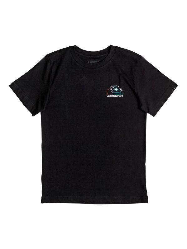 0 Damn Time - T-Shirt  AQBZT03189 Quiksilver