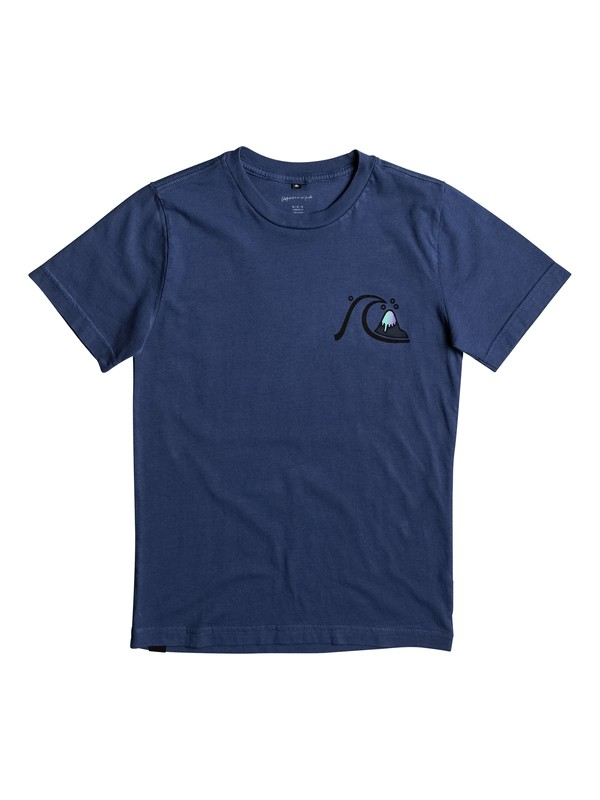 0 NEVER SAY DIE YOUTH BJQ  AQBZT03262 Quiksilver