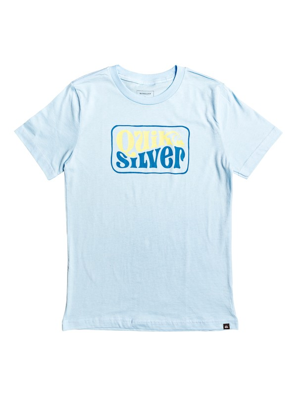 0 Camiseta - Getting Serious Azul AQBZT03568 Quiksilver
