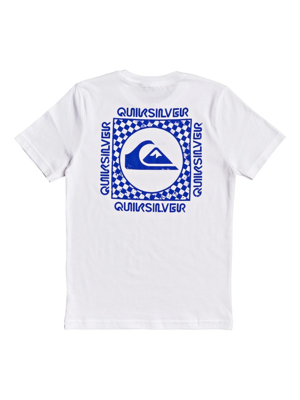 Checker Out - T-Shirt for Boys 8-16  AQBZT03602