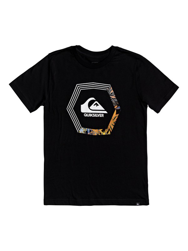 0 Blade Dreams - T-Shirt for Boys 8-16 Negro AQBZT03603 Quiksilver