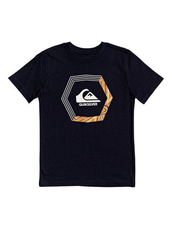 0 Boy's 8-16 Blade Dreams Tee Black AQBZT03603 Quiksilver