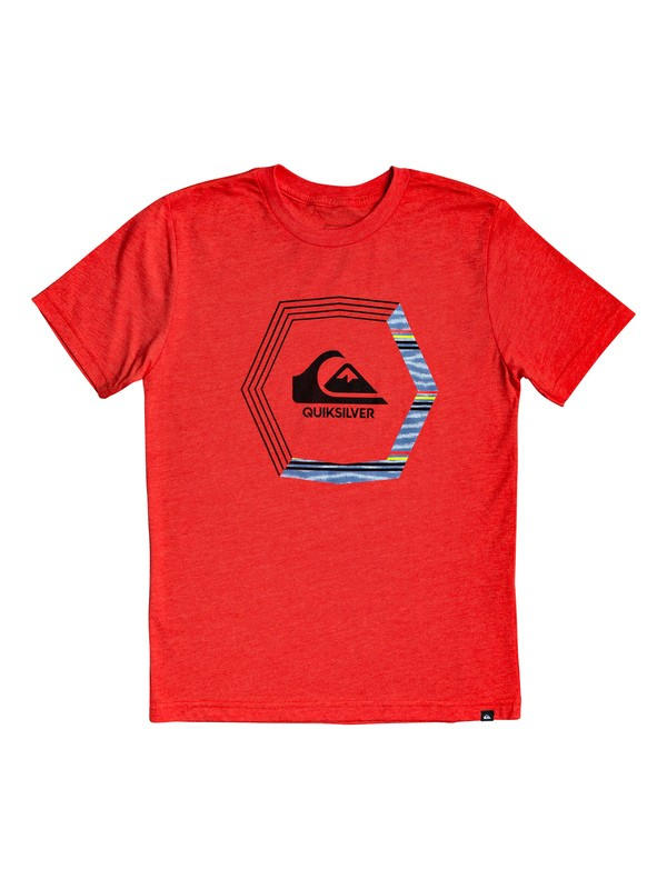 0 Blade Dreams - T-Shirt for Boys 8-16 Rojo AQBZT03603 Quiksilver