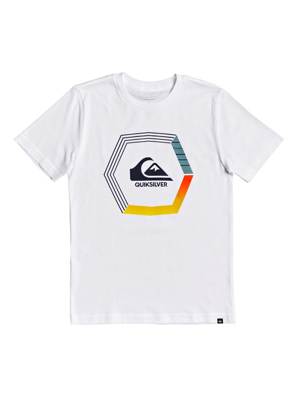 0 Blade Dreams - T-Shirt for Boys 8-16 Blanco AQBZT03603 Quiksilver